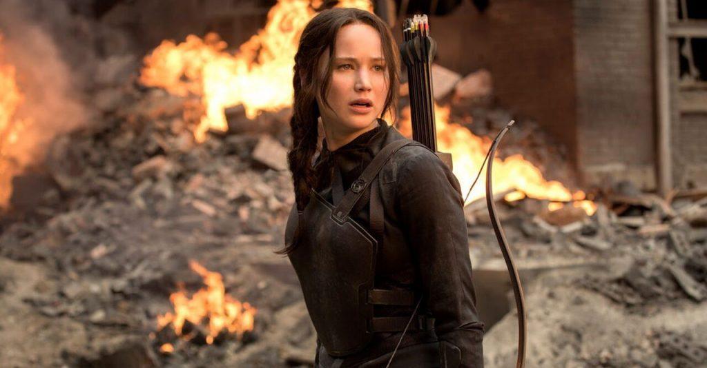 Hunger Games hungespelen