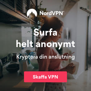 Nord VPN Annons