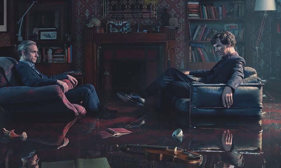 Streama Sherlock