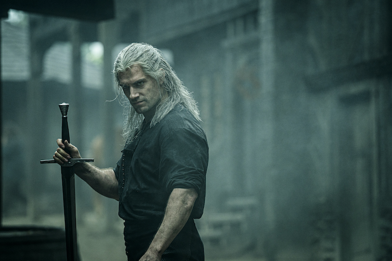 The Witcher filmen