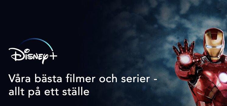 Disney Plus Sverige